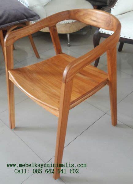 Kursi Kayu Cafe Murah kursi cafe lengkung kayu jati mebel kayu minimalis