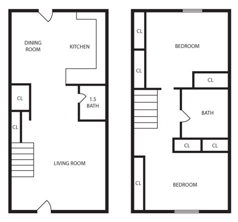2 bedroom townhouse floor plans university pointe apartments up two bedroom townhouse