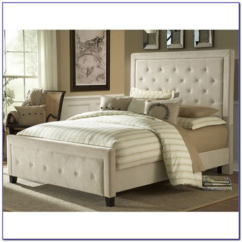King Size Upholstered Headboard Canada by King Size Upholstered Bed Canada Bedroom Home Design