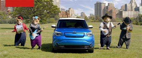 Kia Commercial Hamster Kia Soul Hamster Commercial With Banjos Defines What A