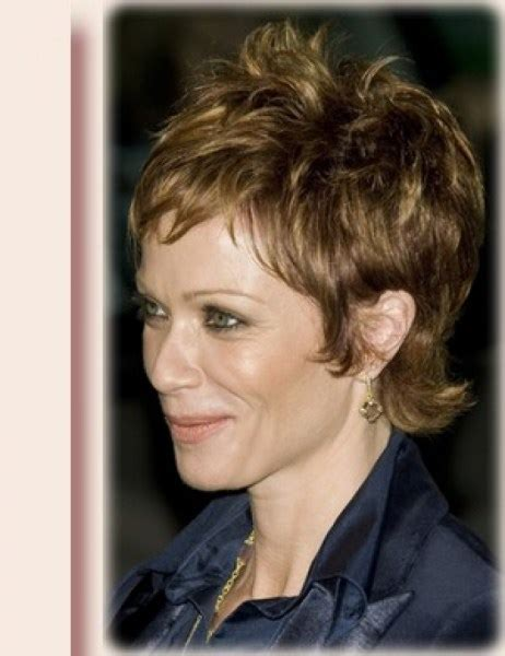 best messy hairstyle for women in 40 s messy short hairstyles for women over 40 short