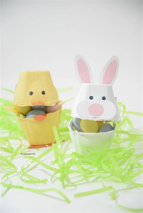 craft projects with egg cartons easter craft egg the idea room