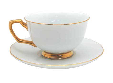 Tea Cup by Signature Tea Cup Ivory Sava Brands