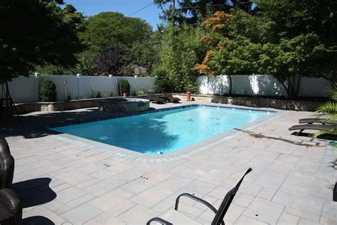 Inground Pool Installation In Ground Pools Inground Cost Of Putting A Pool In Your Backyard