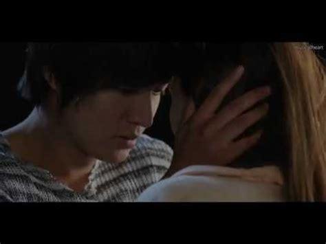 video film lee min ho kiss rooftop kiss scene c h lee min ho youtube