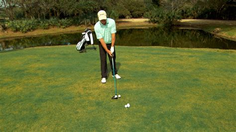 fred funk golf swing fred funk s driver trajectory drill golf channel