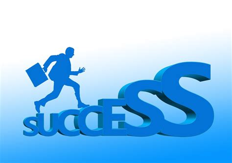 Success L by Illustration Gratuite Succ 232 S Carri 232 Re L Homme Image