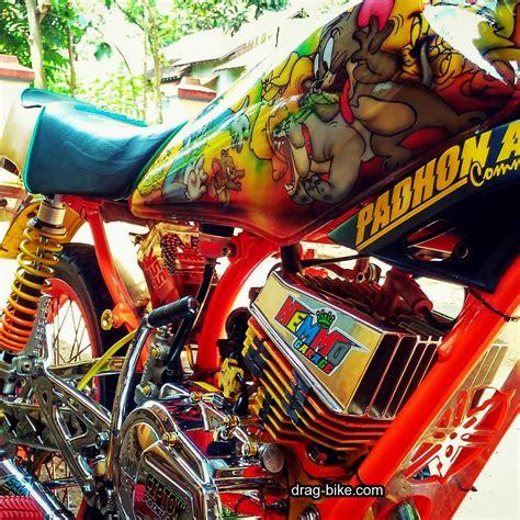 Kran Tangki Rx King 50 foto gambar modifikasi motor rx king drag racing