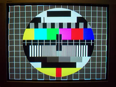 tv retro television test pattern high quality wallpapers