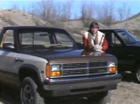 dodge dakota  chevy   ford ranger promo