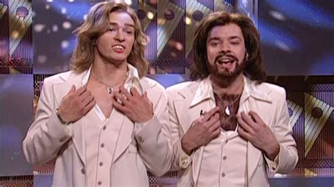 snl show the barry gibb talk show arianna huffington al franken and bustamante