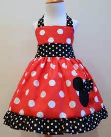 Minnie mouse girls dress pictures to pin on pinterest