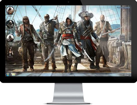 naruto expothemes assassin s creed iv black flag theme download now for