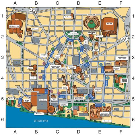 detroit people mover map detroit people mover map my blog