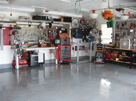 garage work shop how to transform your garage into the ultimate home workshop