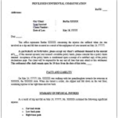 Demand Letter Dental Malpractice Demand Letter