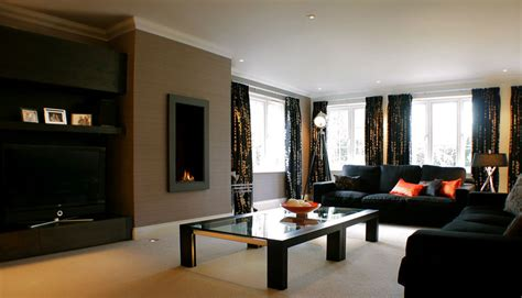 black furniture decorating ideas how to decorate a living room using black furniture