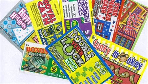 Which Instant Lottery Tickets Win - how to win more lottery scratch off tickets our pastimes