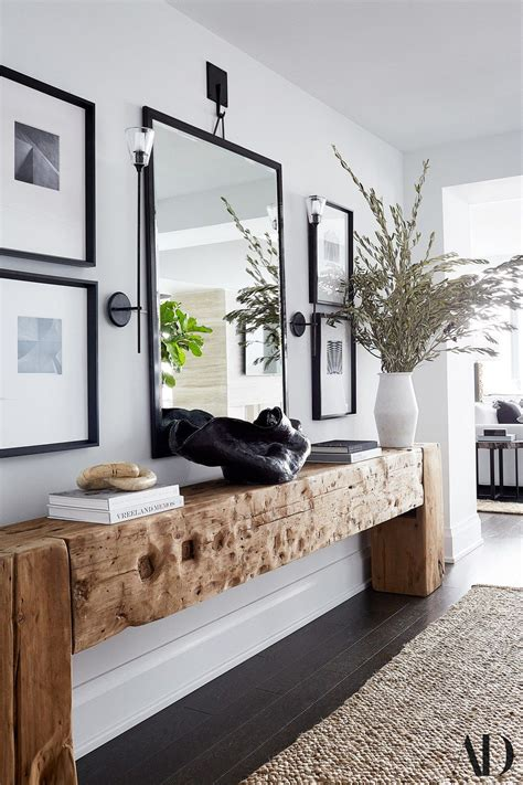 entryway table designs  ideas  wholesome homes