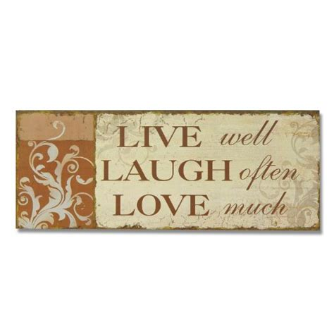 live love laugh home decor adeco sp0155 decorative wood wall hanging sign plaque