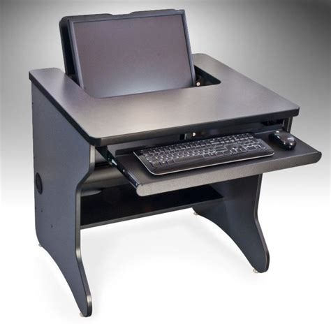 several awesome folding computer desk designs atzine