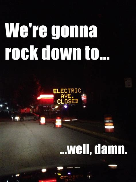 The Electric Meme - electric avenue closed twirlit