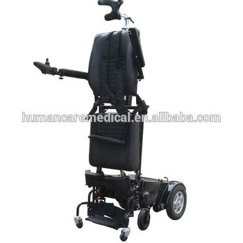 Reclining Power Wheelchair by Folding And Reclining Power Wheelchair With A Stand Up