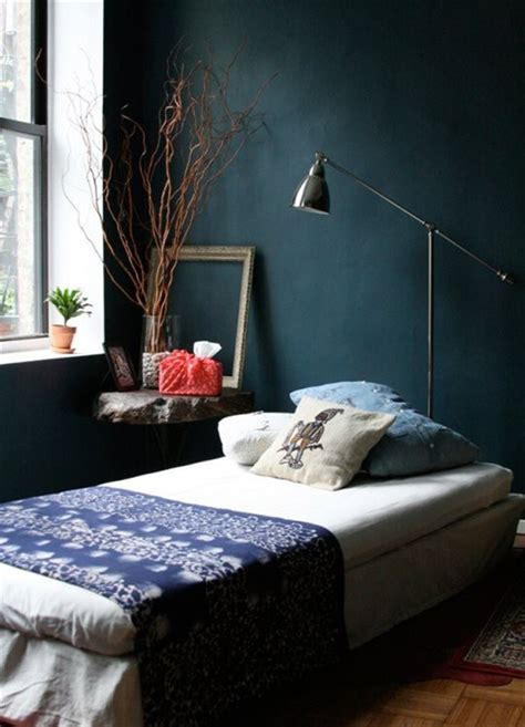 Dark Teal Bedroom | 12 fabulous look teal bedroom ideas freshnist