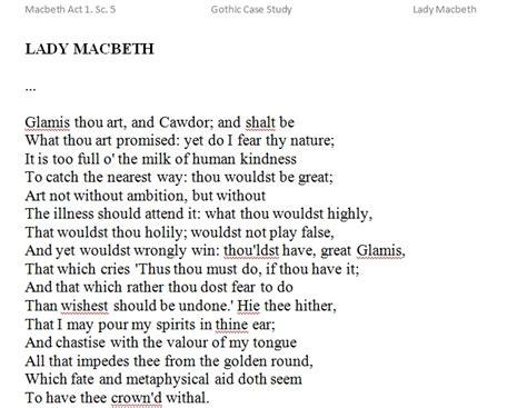 themes macbeth essay macbeth essays on themes docoments ojazlink
