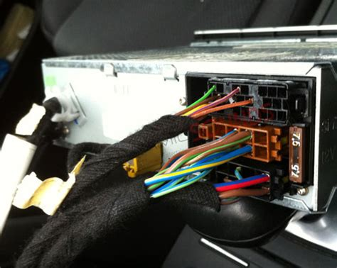 Audi A4 B5 Immobiliser Bypass by Wiring Harness Adaptor Half Lified Iso Lead For Audi A2