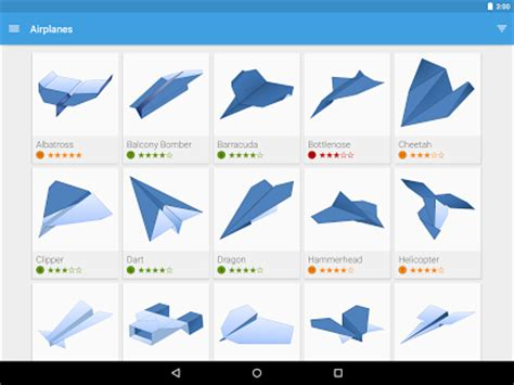 paper airplanes » apk thing android apps free download