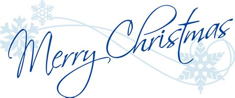christmas clip art for email signatures blue merry clipart clipart suggest