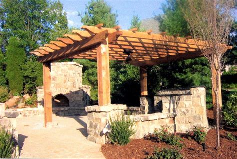 Garden Pergola Ideas Pergolas Designs Images Home Decorating Ideas