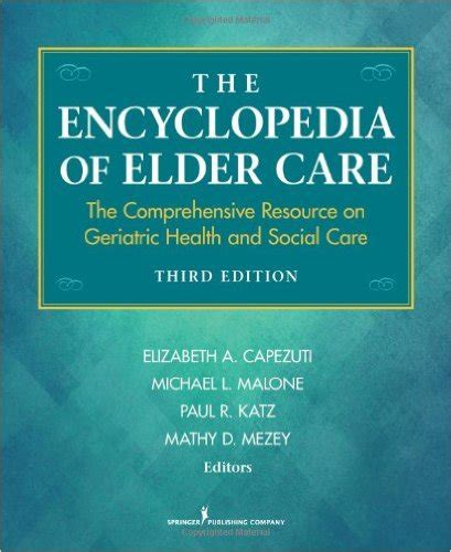 health radarã s encyclopedia of healing health breakthroughs to prevent and treat today s most common conditions books the encyclopedia of elder care 3rd edition pdf am medicine