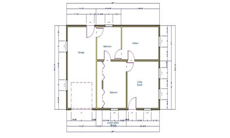 A House Plan by 4 Bedroom House Plans Simple House Plans Simple Home