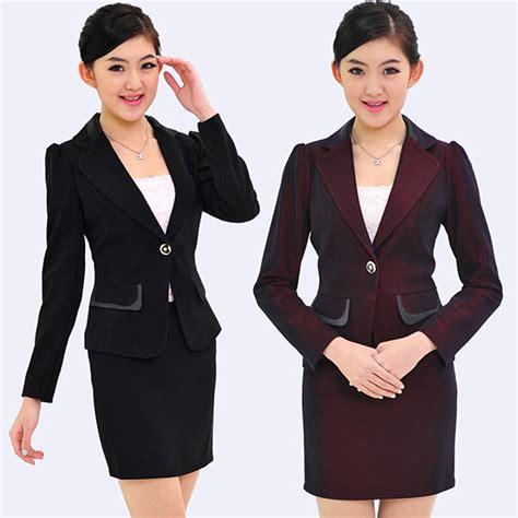 gambar design jas wanita 1 pilih model jas dan blazer mumtaz