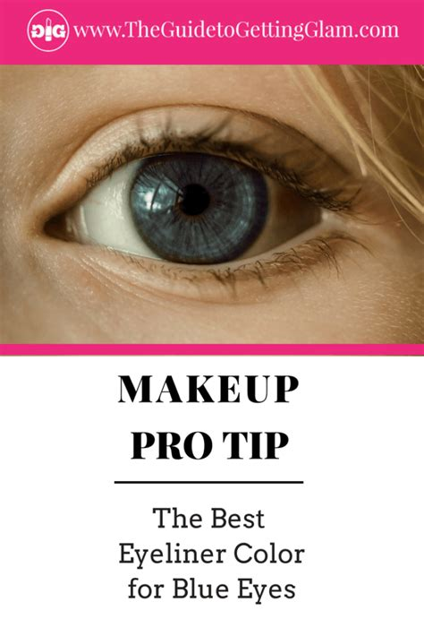 the best eyeliner color for your makeup tips