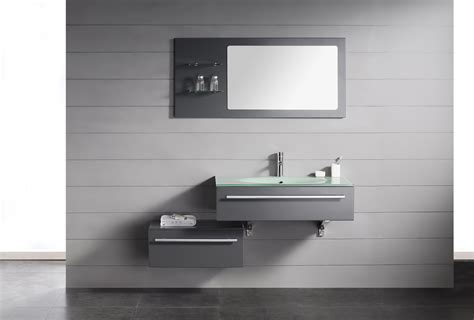 modern bathroom mirror ideas modern bathroom vanity triton