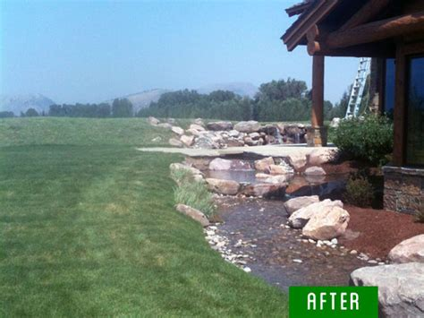before after gallery o brien landscaping inc