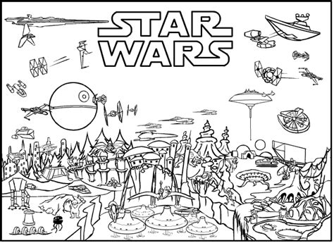 printable star wars designs coloring pages star wars free printable coloring pages