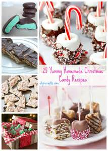 Best Home Decorating 25 yummy homemade christmas candy recipes diy amp crafts