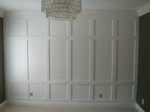 Wainscoting Wall Ideas White Wainscoting Feature Wall Diy Projects