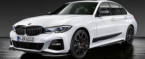 bmw  series  performance parts   sedan