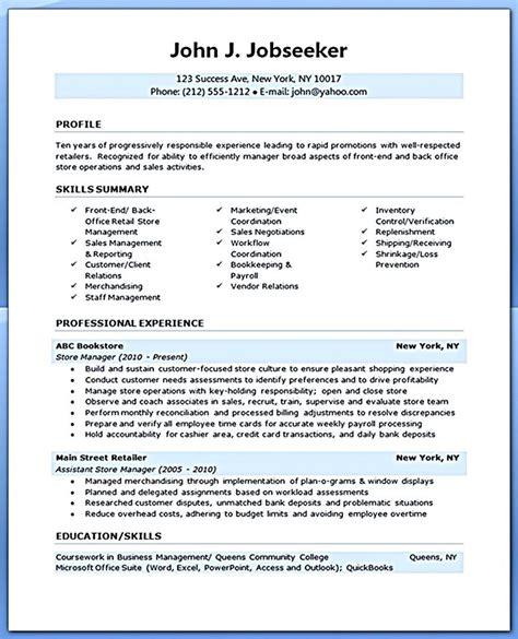 sample sales assistant resume associate essential portrayal