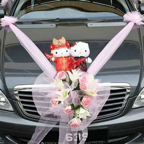 Wedding Car Decoration Singapore by Singapore Flowers For Wedding Car Wedding Car Decorations
