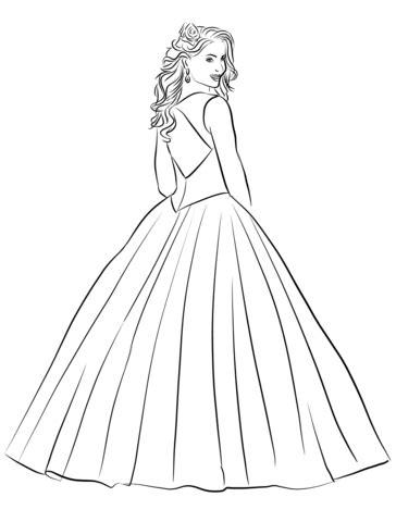 imagenes de amor para dibujar trackid sp 006 imagenes de vestidos de xv para dibujar moda espa 241 ola