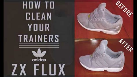 how to clean in how to clean dirty trainers sneakers shoes easy
