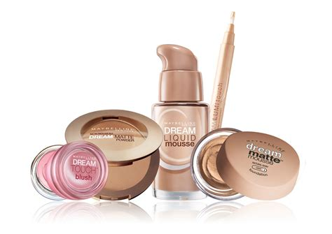 Maybelline Make Up maybelline ny lumi touch range chamber of