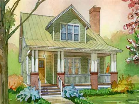 cottage home plans southern living southern living aberdeen cottage house plan pictures