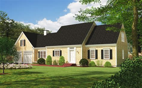 cape cod style house plans for homes tudor style house